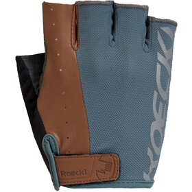 Roeckl Ottawa Bike Gloves grey/brown